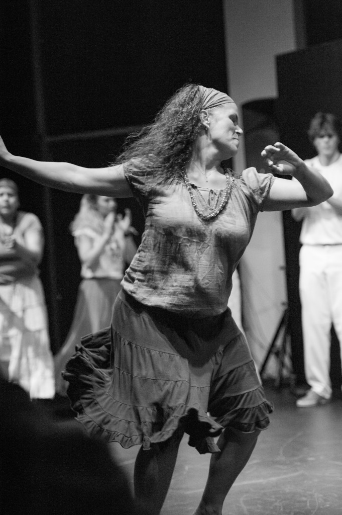 tisza danca samba